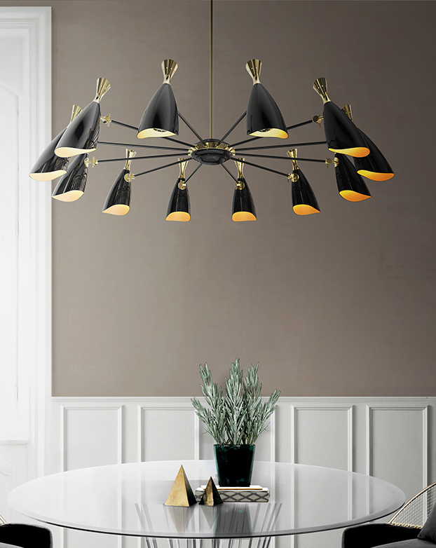 These Modern Chandeliers Really Shine (Even When The Switch is Off) chandeliers These Modern Chandeliers Really Shine (Even When The Switch is Off) 6