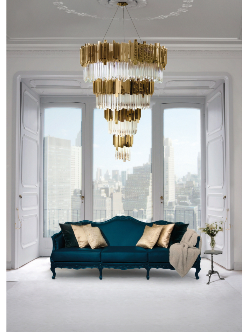 These Modern Chandeliers Really Shine (Even When The Switch is Off) chandeliers These Modern Chandeliers Really Shine (Even When The Switch is Off) 8