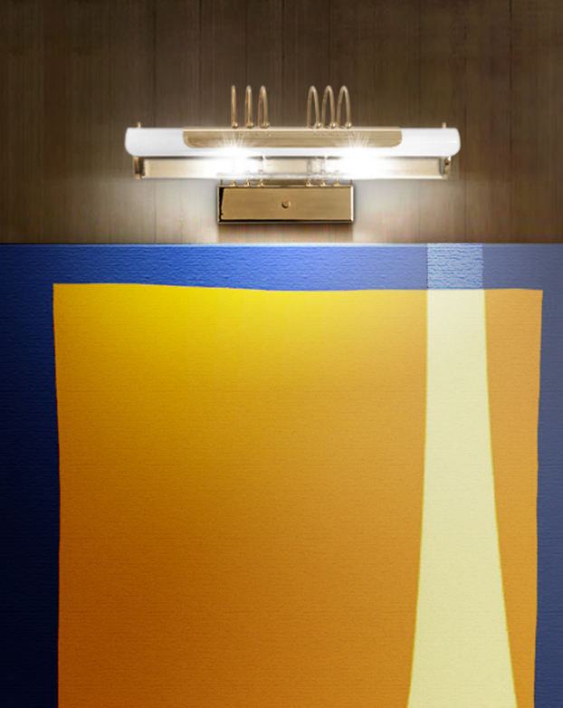 These Modern Wall Lamps Will Illuminate Your Space In Style wall lamps These Modern Wall Lamps Will Illuminate Your Space In Style These Modern Wall Lamps Will Illuminate Your Space In Style 1