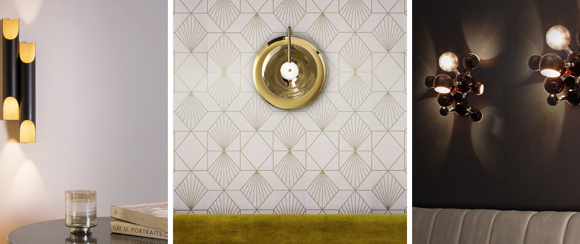 wall lamps These Modern Wall Lamps Will Illuminate Your Space In Style These Modern Wall Lamps Will Illuminate Your Space In Style capa vis 1140x480