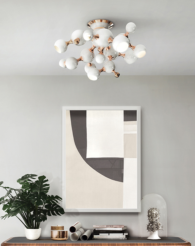 Ceiling Light Fixtures That'll Elevate Your Dinner Parties ceiling Ceiling Light Fixtures That'll Elevate Your Dinner Parties Ceiling Light Fixtures Thatll Elevate Your Dinner Parties 1