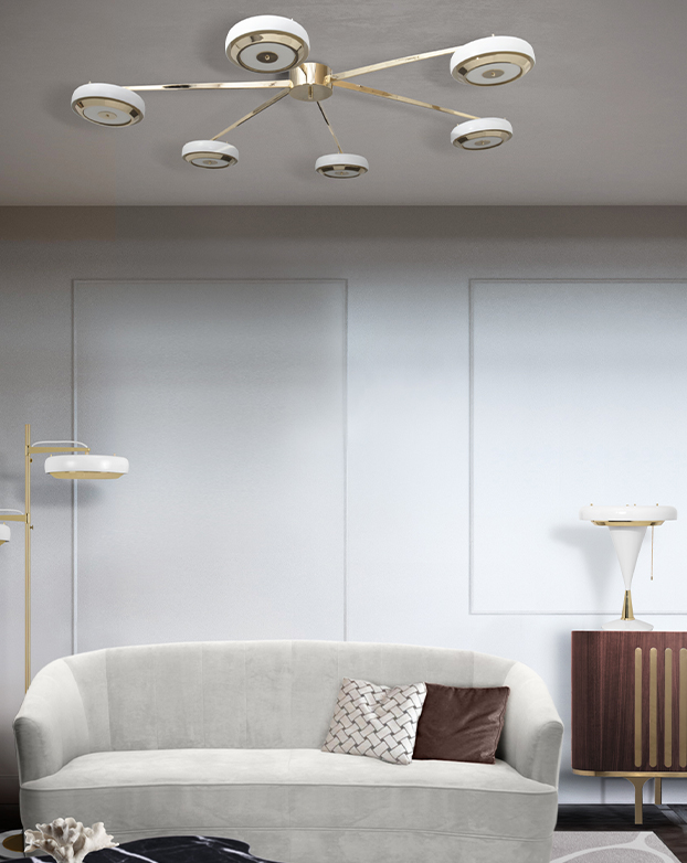 Ceiling Light Fixtures That'll Elevate Your Dinner Parties ceiling Ceiling Light Fixtures That'll Elevate Your Dinner Parties Ceiling Light Fixtures Thatll Elevate Your Dinner Parties 4