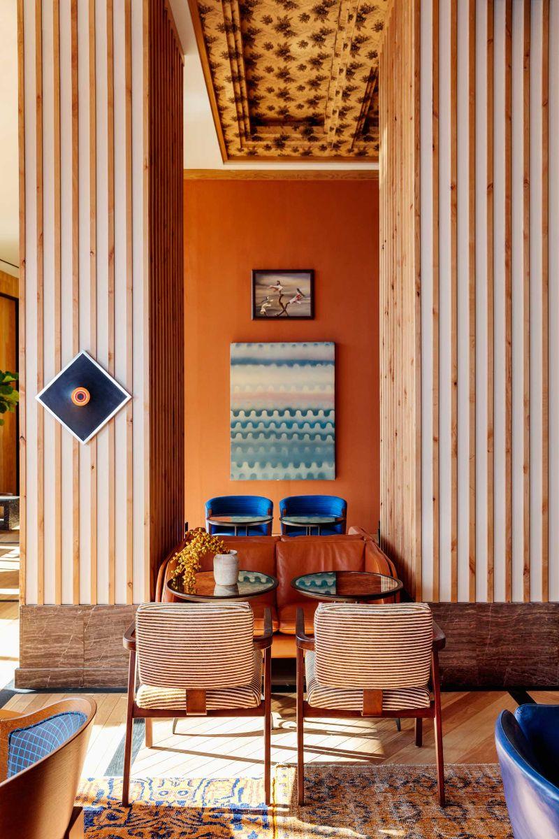 Kelly Wearstler's New Proper Hotel & Residence With Layered Interiors kelly wearstler Kelly Wearstler's New Proper Hotel & Residence With Layered Interiors Kelly Wearstler   s New Proper Hotel Residence With Layered Interiors 5