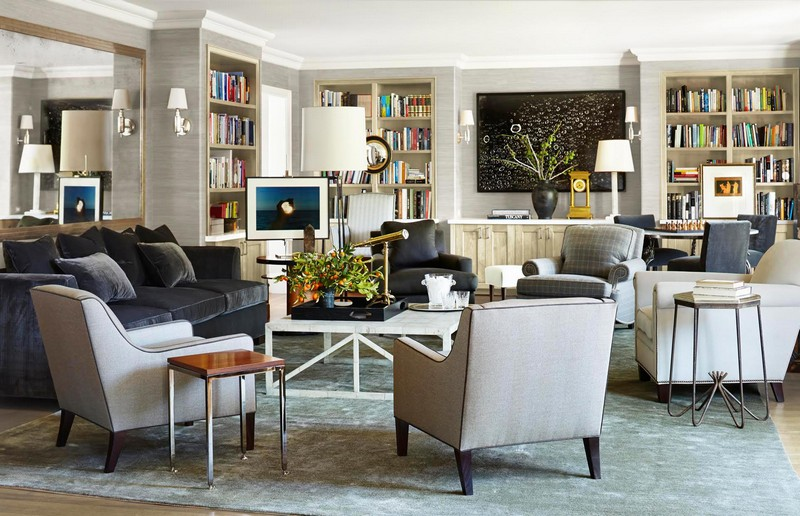 Traditional and Modern Style by Dan Fink Design Studio
