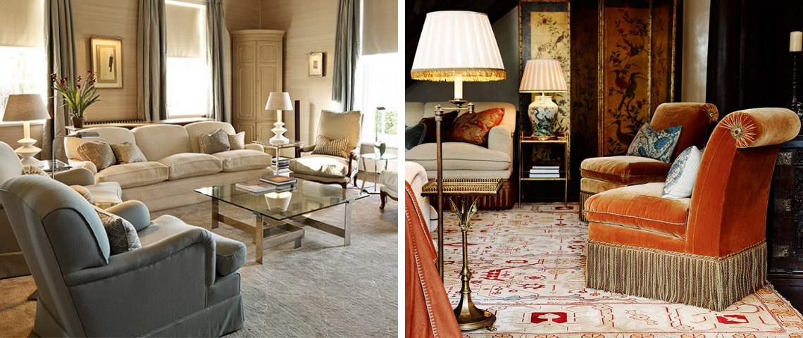 Get to Know the Sumptuous Style of Douglas Mackie
