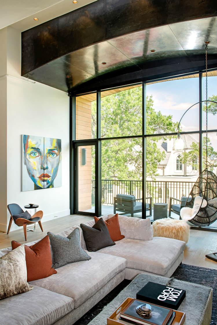Denton House A Unique View on Design