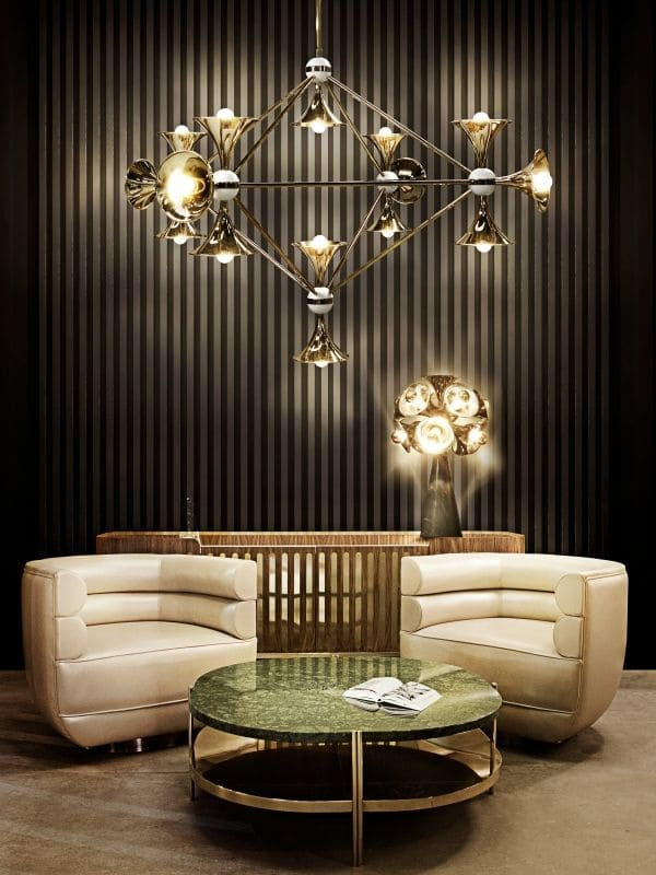 Discover The Best Lighting Pieces of The Year That Enlightened Top Design Projects!