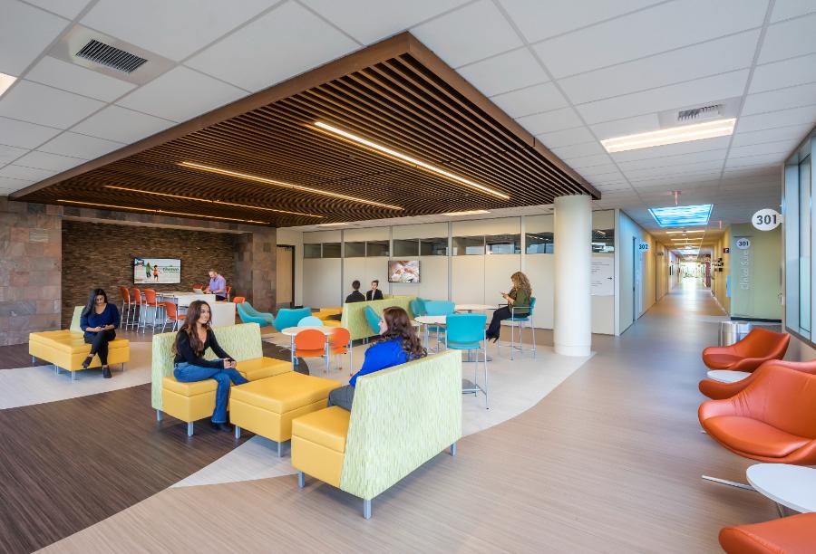 10 Interiors Ideas by HMC Architects